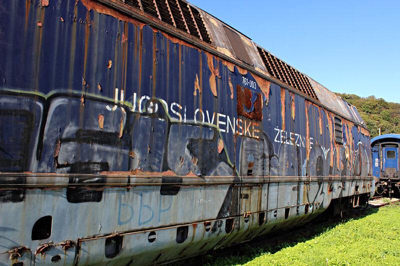 Голубой поезд Тито