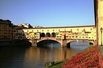 Флоренция. Осень. Утро.
