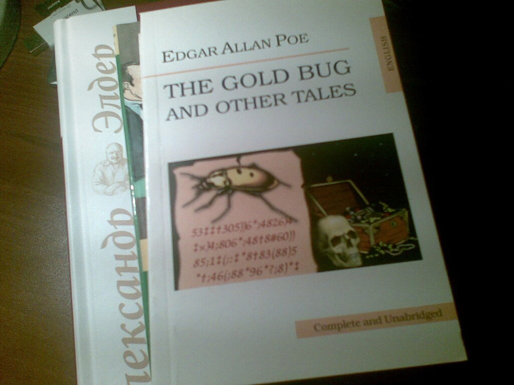 The Gold Bug and Other Tales. Edgar Allan Poe