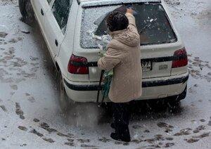 Сегодня первый снег в Улан-Удэ: пробки, переполненные трамваи и дрифтующие автомобили. Это ждёт и Владивосток