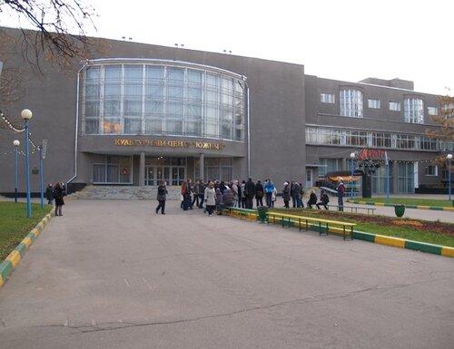 Дом культуры ЗиЛа. 1930-е