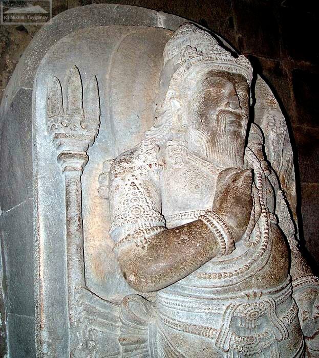 Статуя Шивы