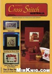 Книга Jill Oxton's Cross Stitch Australia - Issue No. 25