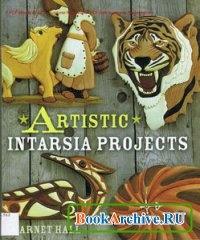 Книга Artistic Intarsia Projects.