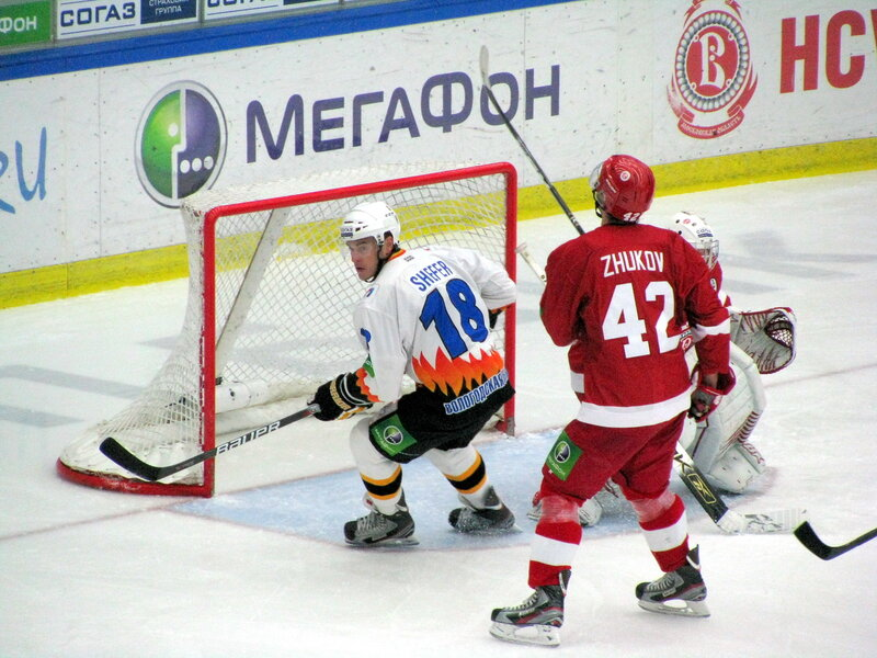 Витязь-Северсталь (Фото).