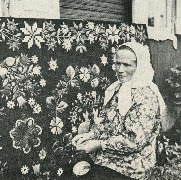 Художественная соломка Белоруссии