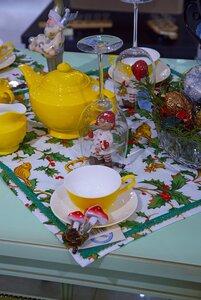 Чай с грибами