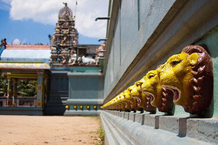 Шри-Ланка: общие сведения для путешественика, Канди, Матале, Перадения