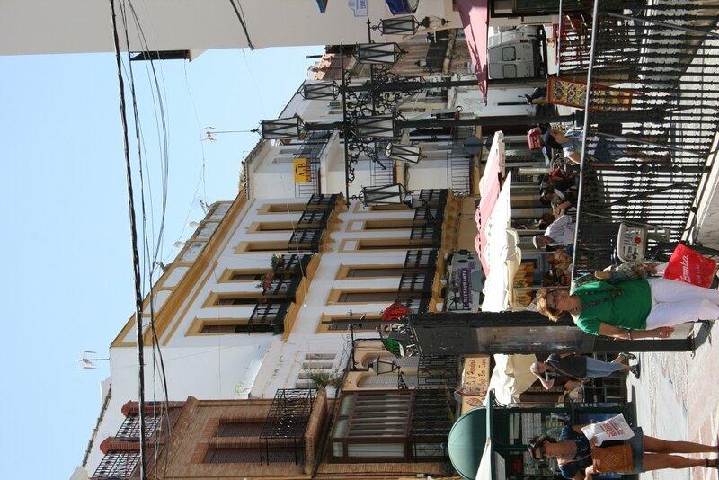 Ронда, площадь Сокорро