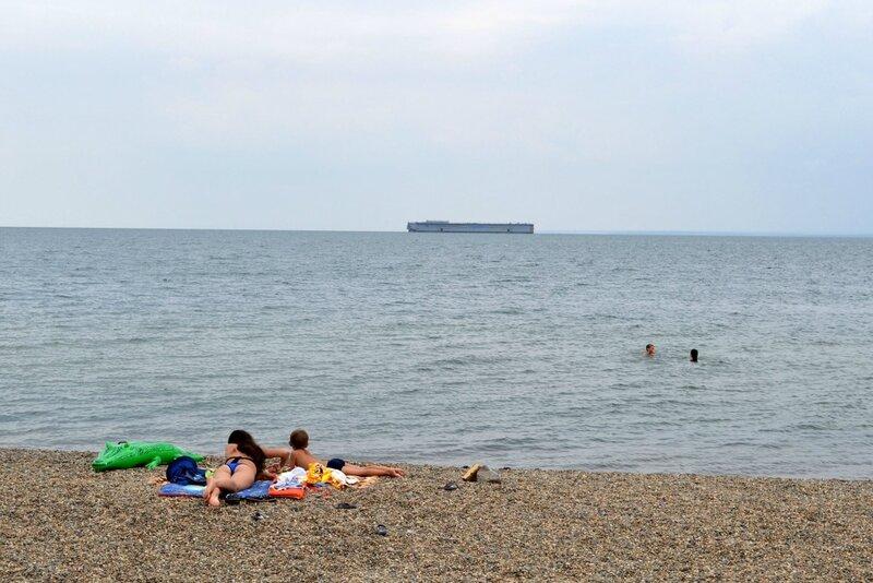 Тамань Азов/Золотой пляж 3