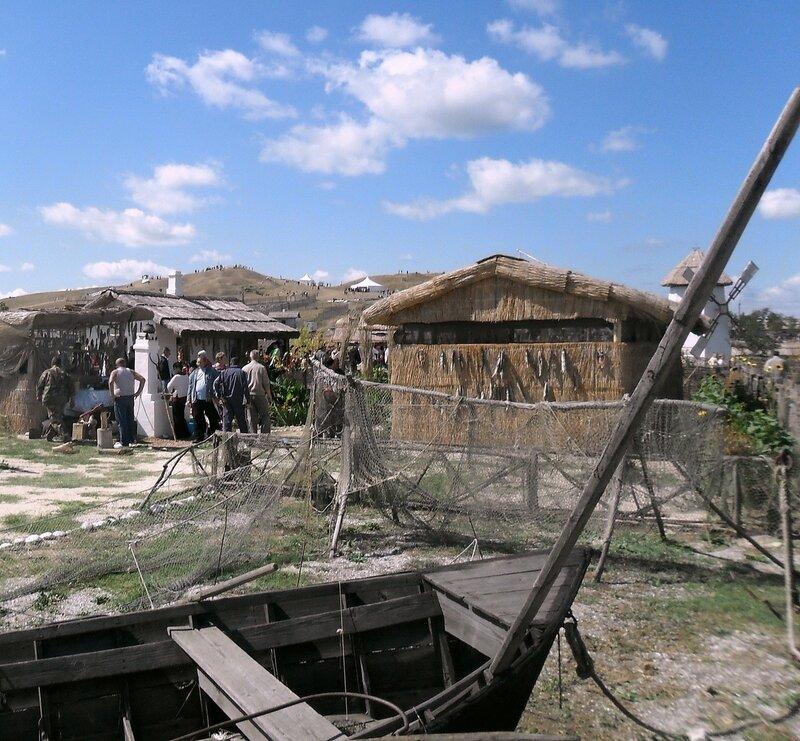 В Атамани, 10 сентября 2011