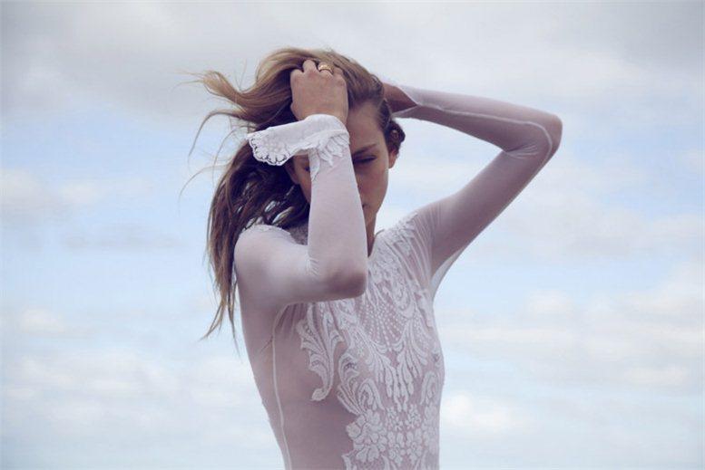 модель Роуз Смит / Rose Smith, фотограф Daniella Rech