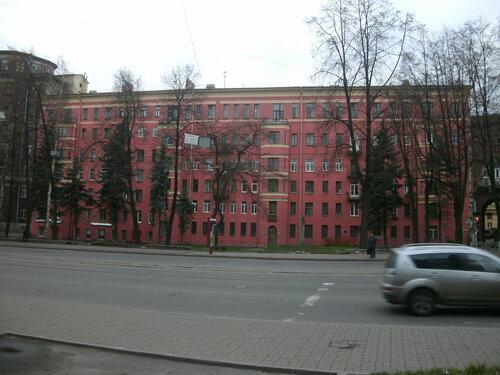 Сердобольская ул. 1