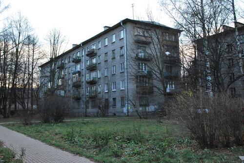 Дибуновская ул. 47