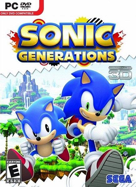 Sonic Generations (2011/ENG/Multi5/Full/Repack)