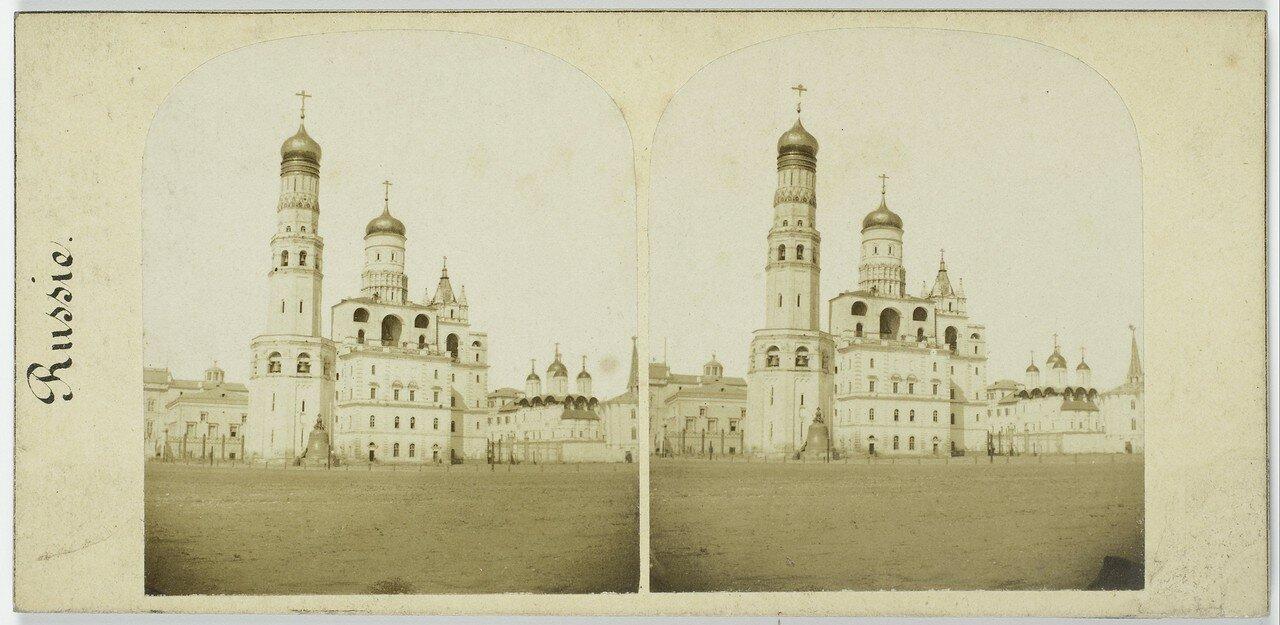 362. Кремль. Архангельский собор. 1858