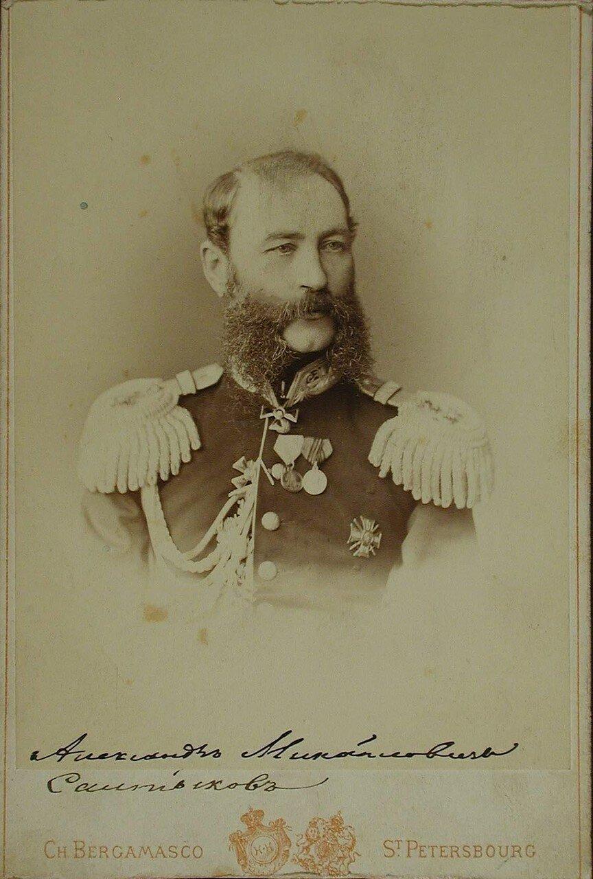 37. Салтыков Александр Михайлович - отставной генерал-лейтенант