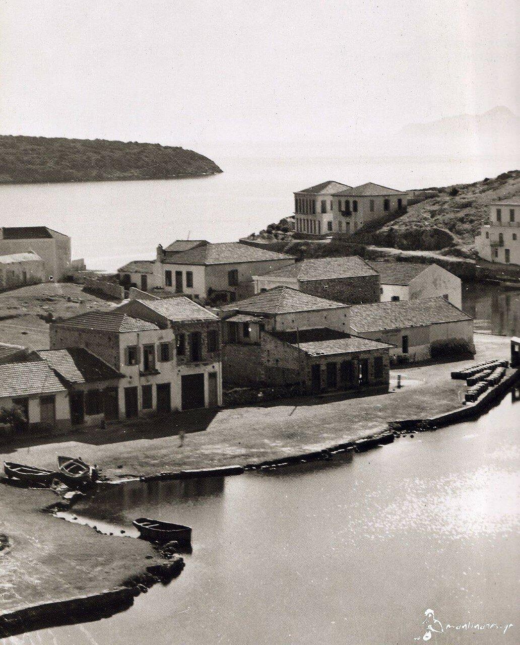 1920. Крит, Агиос Николаос