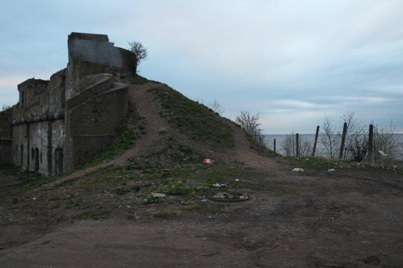 Кронштадт - Первый Северный Форт