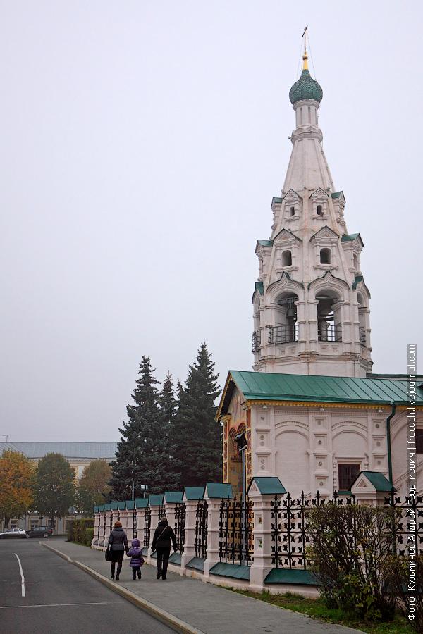 Колокольня Церкви Ильи Пророка