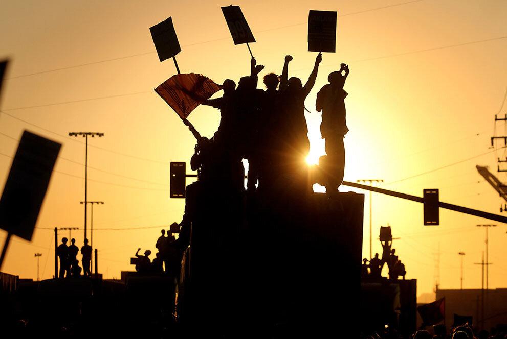 APTOPIX Occupy Wall Street Oakland