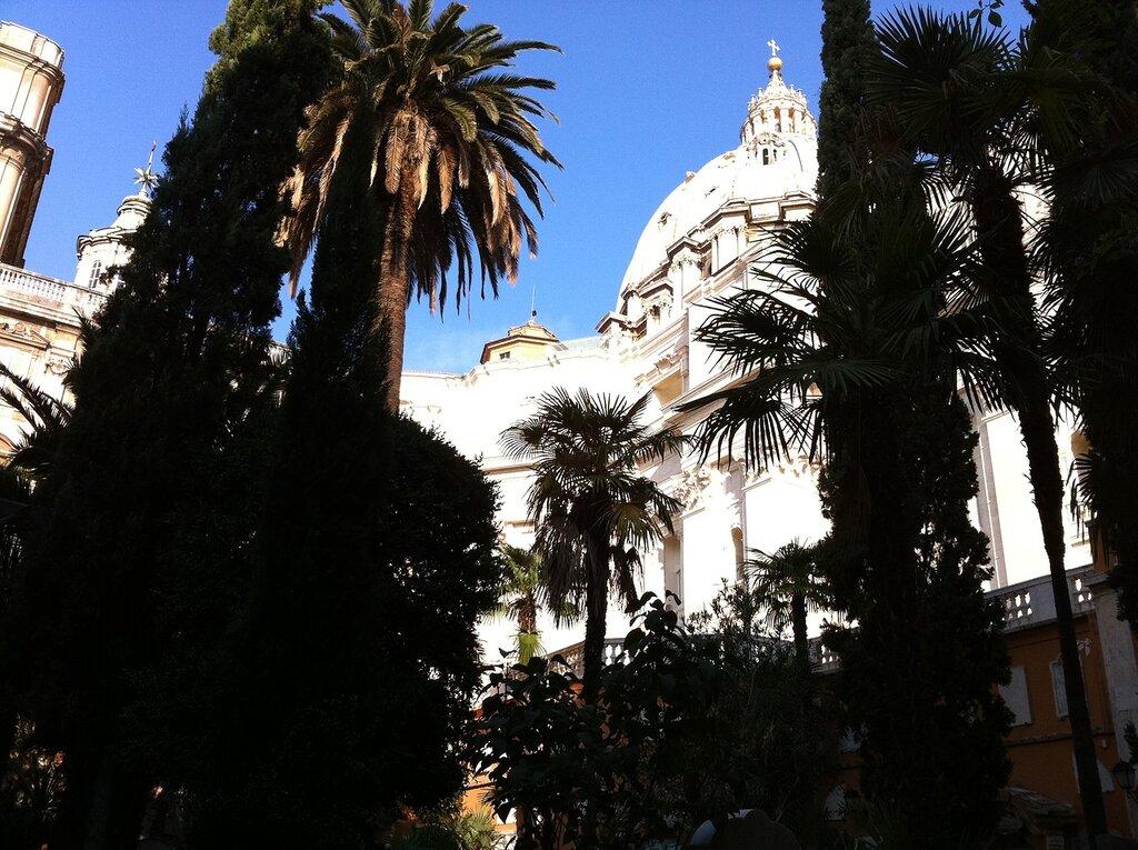 Ватикан захоронения
