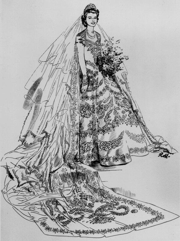 Dress Drawing