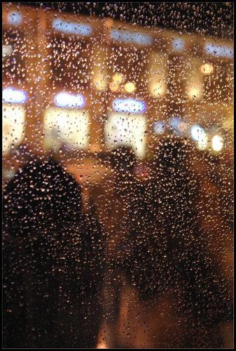 Дождь на Невском