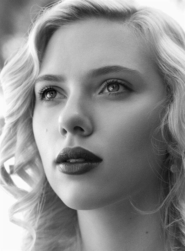 Скарлетт Йоханссон (Scarlett Johansson) апрель 2007