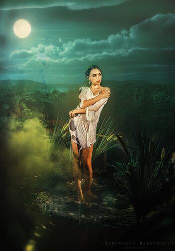 Съемка в студии Лемур АКВА Фототусовка