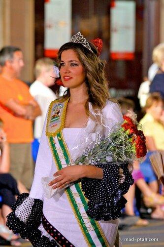 королева красоты, аликанте