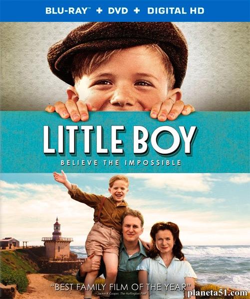 Малыш / Little Boy (2015/BDRip/HDRip)
