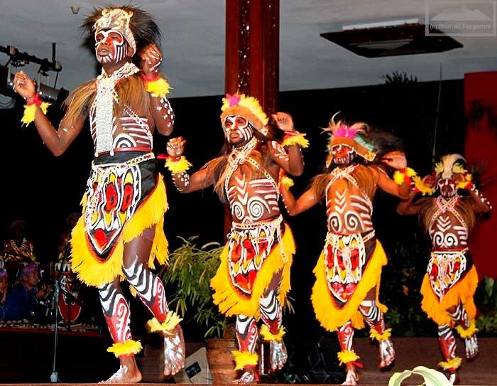 Меге маки (Папуа)