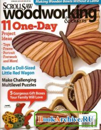 Журнал ScrollSaw Woodworking & Crafts №54 (Spring 2014)