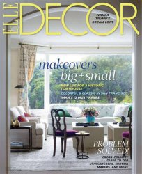 Журнал ELLE Decor №3 2014 (US)