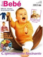 Журнал Sonia BEBE n° 79  2013 jpg 78Мб