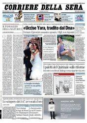 Журнал Il Corriere della Sera (17 Giugno 2014)