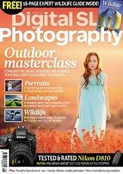 Журнал Журнал Digital SLR Photography - September 2014