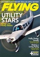 Flying №2 (февраль), 2013 / US