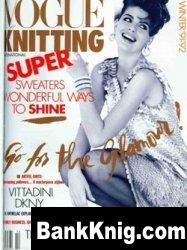 Журнал Vogue Knitting Winter 91-92 jpg