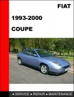 Книга Fiat Coupe Workshop Manual