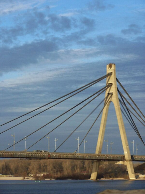 Московский мост.Фото tatser из альбома «Любимые города» на Яндекс.Фотках