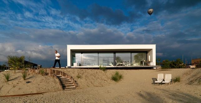 Современная резиденция в Нидерландах