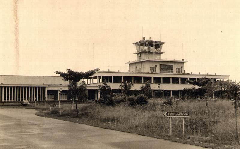Конго, аэропорт Нджили