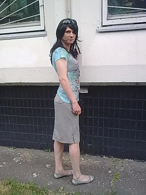 транссексуал переодевание мамочка: