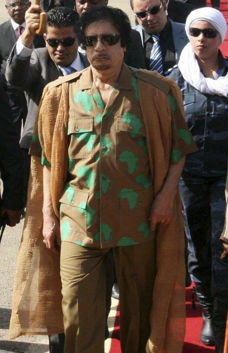 Viva Gaddafi!