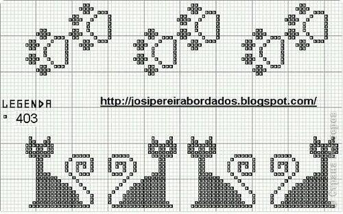 Узор для вязания спицами кошачьи лапки