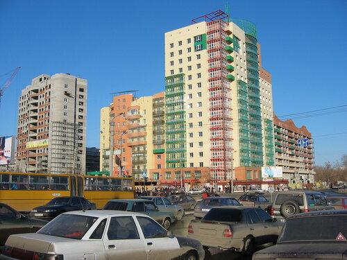 Виды Челябинска