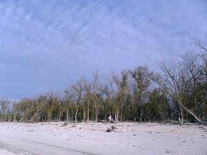 Октябрь 2011, побережье Азовского моря, Ясенская коса