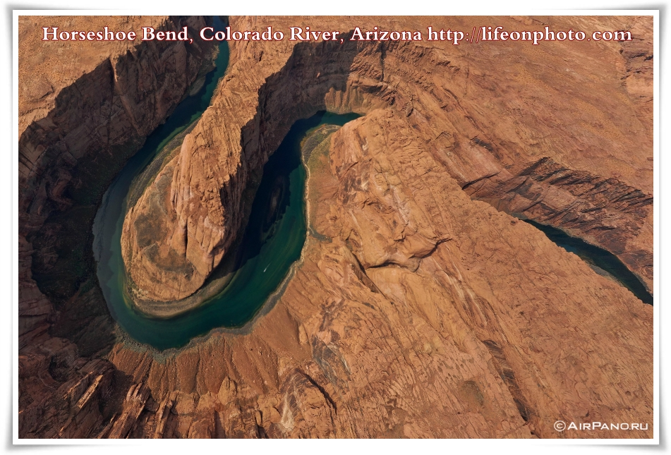 360 Degrees Aerial Panoramas